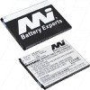 Mobile Phone Battery suitable for Samsung Galaxy S4 Mini
