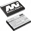 Samsung Galaxy Note 3 Extended Capacity Battery with leather case