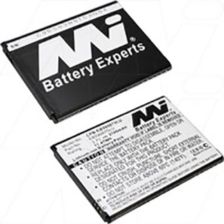 Samsung Galaxy Note 2 Mobile Phone Batteries CPB-EB595675LU-BP1