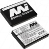 Samsung Galaxy Note 2 Mobile Phone Extended Capacity Battery - Black