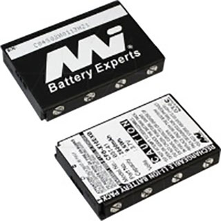 Extended High Capacity Phone Battery suitable for Sony-Ericsson Xperia X10 (Black)