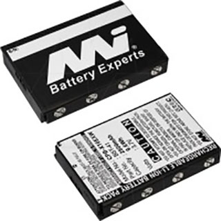 Extended High Capacity Phone Battery suitable for Sony-Ericsson Xperia X10 (White)