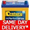 Century Automotive Car Battery NS40ZS