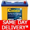 Century Automotive Car Battery NS70L