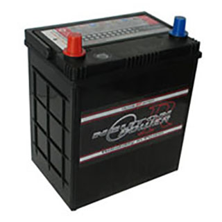 Car Battery Neuton Power 38B19RS (NS40ZXS)