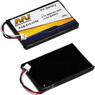 Battery for Apple iPod mp3 Player