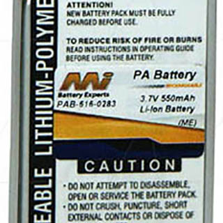 Battery for iPod Nano Portable Media Player