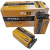 Procell 9V Industrial Batteries (Box of 12)