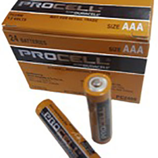 Procell AAA 1.5V Industrial Batteries (Box of 24)