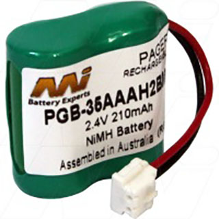 Pager battery