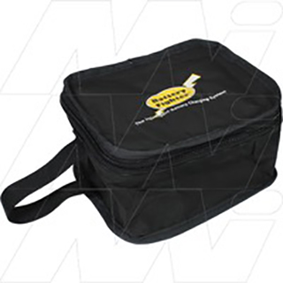 BCB129 Battery Fighter Carry bag suitable for BFJ charger or SLA Batteries