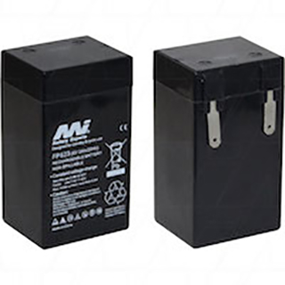 FP623 Sealed Lead Acid Battery replaces LB2-6, PL2.3-12
