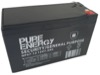 Pure Energy 12V 7Ah Security VRLA Battery