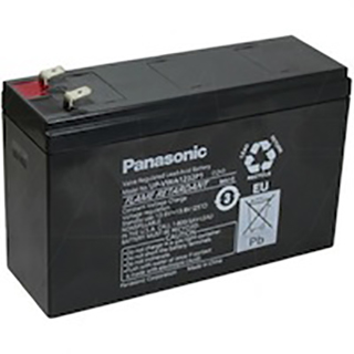 UP-VWA1232P1 (UP-RWA1232P1) Panasonic Sealed Lead Acid Battery for Standby, UPS