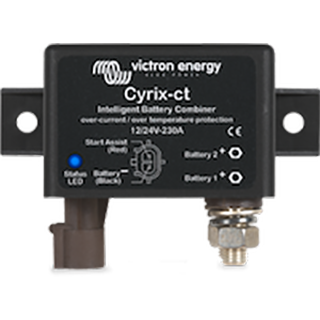 Victron Cyrix-ct 12/24V 230A Intelligent Battery Combiner CYR010230010