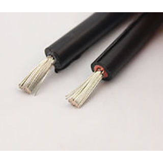 Twin core 6mm  Solar Cable 50A Dual Core twin sheathed PV1-F per meter UV STABLE
