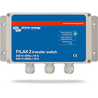 Victron Filax 2 Transfer Switch SDFI0000000