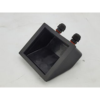 Solar ABS Plastic cable entry box  suits RVs Motorhomes Campers