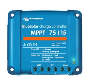 Solar Regulator Charge Controller BlueSolar MPPT 75/15