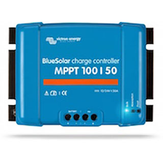 Bluesolar MPPT 100/50 12V-48V Solar Charge controller Regulator Victron