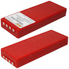 Battery for HBC Radiomatic Crane Remote Control Transmitters