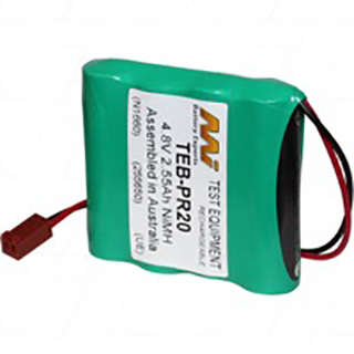 Battery for Dranetz Power Quality Analysers