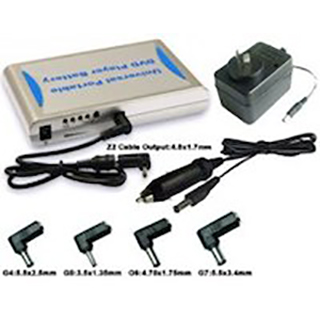 External DVD Player Battery 9V