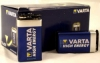 Varta 9V High Energy Industrial (Box of 12)