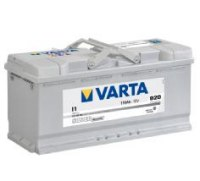 Varta Car Battery I1 'Silver' (610 402 092)
