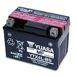 Yuasa YTX4L-BS Maintenance-free Battery