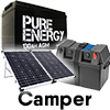 The Camper Off-grid Battery Deal