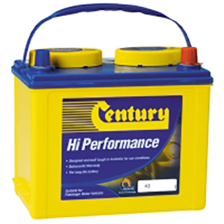 Century Automotive Car Battery 43