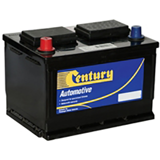 Century Automotive Car Battery 48R