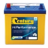 Century Automotive Car Battery 55D23R