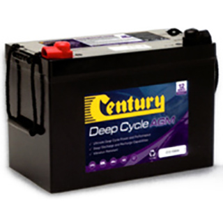 Century Deep Cycle AGM Battery C12-120DA