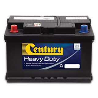 Century Automotive Car Battery DIN75RH