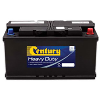 Century Automotive Car Battery DIN92LMF