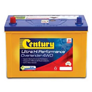 Century Automotive Battery N70ZZ4WD
