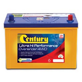 Century Automotive Battery N70ZZL4WD