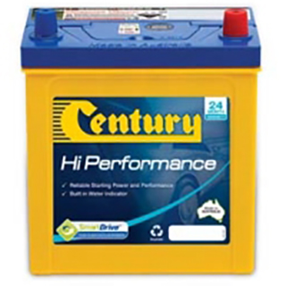 Century Automotive Battery NS40ZLS