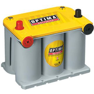 Optima D75/25 Yellow Top Battery