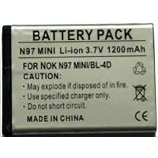 Nokia E7 / N8 Battery (BL-4D)