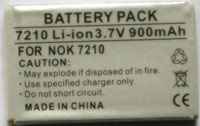 Nokia 7210 7250 Battery (BLD-3)