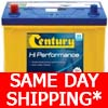 Century Automotive Car Battery NS70