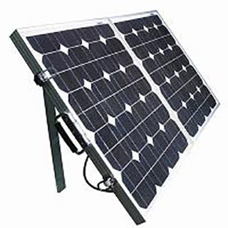 Portable Folding Monocrystalline Solar Panel 80W SolarKing